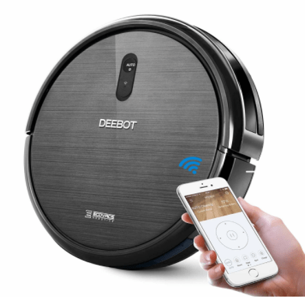 Best Robotic Vacuum For Laminate Floors Is Ecovacs Fbadn622 Dn79
