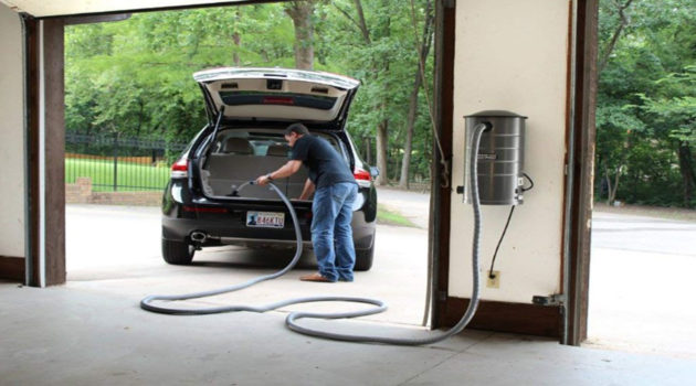 What Is the Best Vacuum Cleaner Type for a Garage?