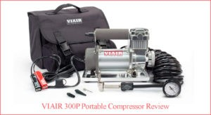 VIAIR 300P Portable Compressor Review