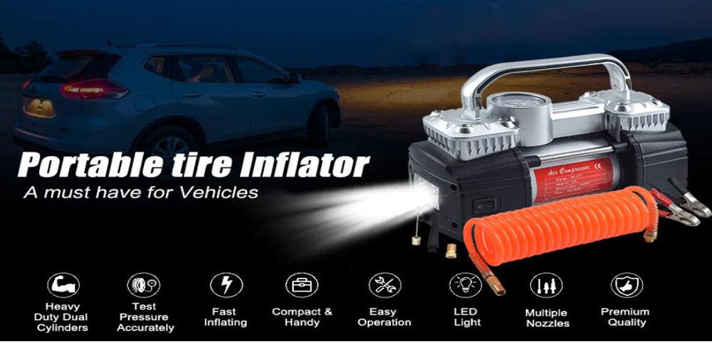 Best 12v Portable Air Compressor